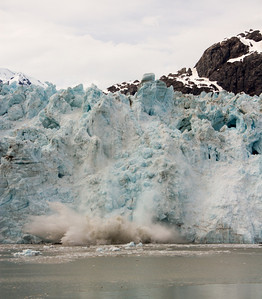 Glacier Bay and Sailing Scenery